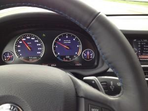 Alpina XD3 Drehzahl bei 120 km/h(2)