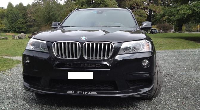 Alpina XD3 – Fahrbericht