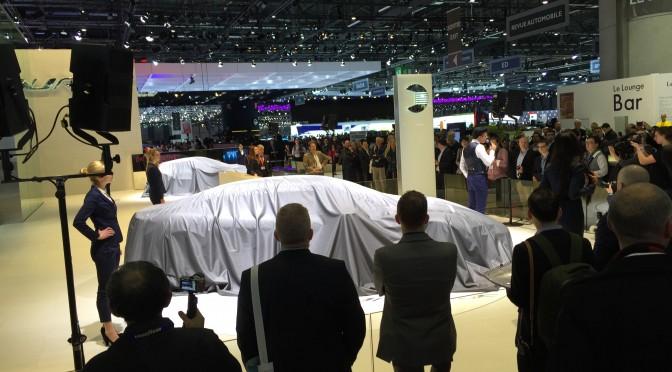 Autosalon Genf 2015, Rundgang am ersten Pressetag, Teil 11, die heimlichen Stars?