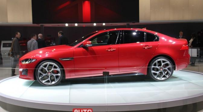 Autosalon Genf 2015, Rundgang am ersten Pressetag, Teil 9, Jaguar