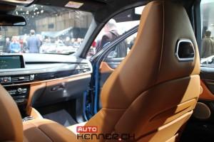 BMW X6 M innen