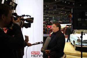 Karlheinz Knöss im Interview
