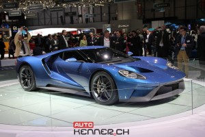 Ford GT new