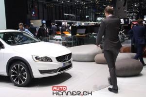 sitzen bei Volvo