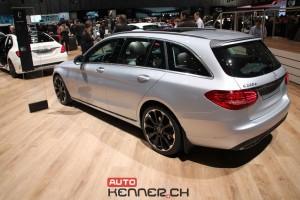 Mercedes-Benz C Klasse T-Modell