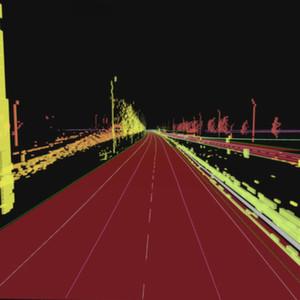 Eine Karte für autonomes Fahren