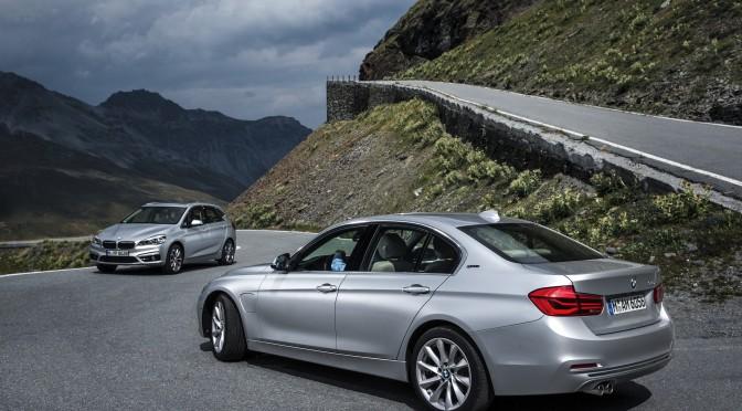 IAA wirft Schatten voraus: BMW stellt neue eDrive Modelle vor