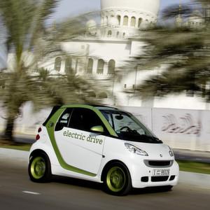 Überraschung: Smart stellt Produktion von Elektroautos vorerst ein