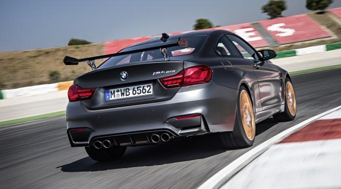 BMW M4 GTS – Technologieträger in einer Kleinserie