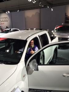 Amarok Ultimate auf der Auto Zürich 2015