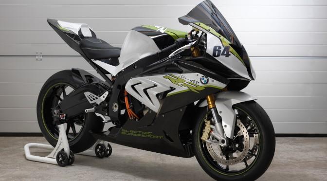 Next step – BMW Motorrad stellt Versuchsträger eines möglichen e-Motorrades vor