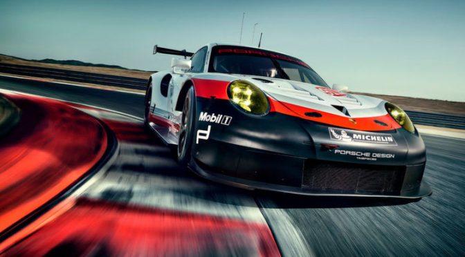 Das Ende einer Ära? Der neue Porsche 911 RSR