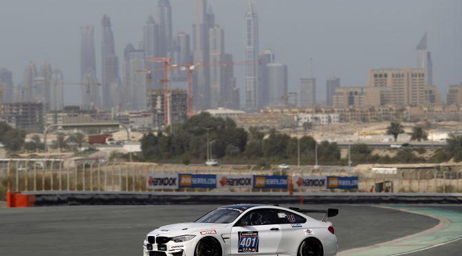 Team Schubert Motorsport meistert erfolgreich erste Bewährungsprobe mit dem neuen BMW M4 GT4