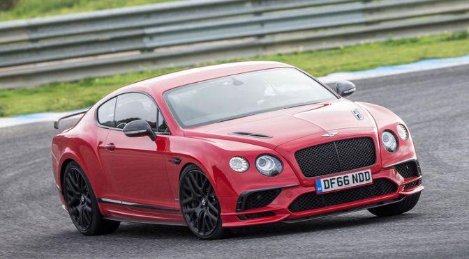 Bentley Continental Supersports – ein Fahrbericht