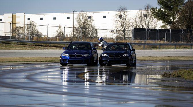 BMW M5 – Driftrekord