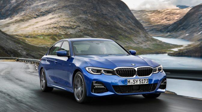 Der neue 3er BMW